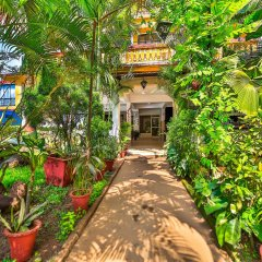 Отель OYO 14036 Calangute Гоа