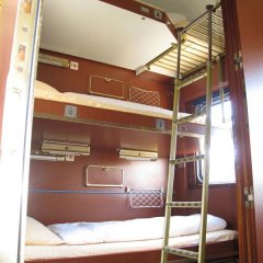 Отель Train Lodge Amsterdam Нидерланды, Амстердам - отзывы, цены и фото номеров - забронировать отель Train Lodge Amsterdam онлайн сейф в номере