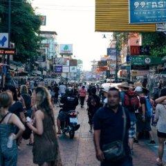 Отель A.T guesthouse Таиланд, Бангкок - отзывы, цены и фото номеров - забронировать отель A.T guesthouse онлайн фото 9
