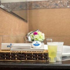 Отель 24 Kim Ma Ханой ванная