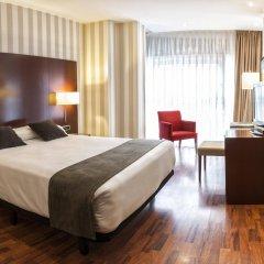 Отель Zenit Coruña комната для гостей фото 2