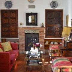 Отель Santa Isabel La Real развлечения