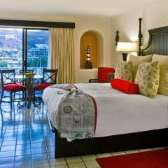 Отель Best Marina&pool View Luxe JR Suite IN Cabo Золотая зона Марина сейф в номере