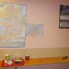 Отель Жилое помещение Dill Санкт-Петербург детские мероприятия