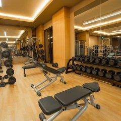 Отель JW Marriott Los Cabos Beach Resort & Spa фитнесс-зал
