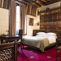 Отель Hôtel Saint Merry Франция, Париж - отзывы, цены и фото номеров - забронировать отель Hôtel Saint Merry онлайн комната для гостей