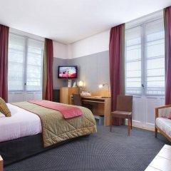 Отель Best Western Adagio Франция, Сомюр - отзывы, цены и фото номеров - забронировать отель Best Western Adagio онлайн комната для гостей фото 5