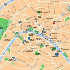 Отель Holiday Inn Gare De Lest Париж городской автобус