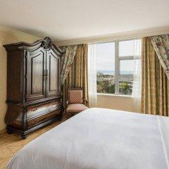 Отель Victoria Marriott Inner Harbour Канада, Виктория - отзывы, цены и фото номеров - забронировать отель Victoria Marriott Inner Harbour онлайн комната для гостей фото 2