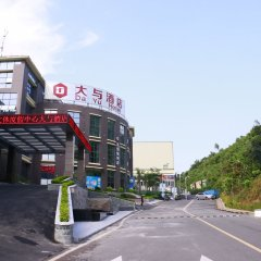 Shenzhen Dayu Hotel Шэньчжэнь парковка