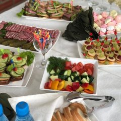 Отель Лазурный берег(Анапа) питание фото 2