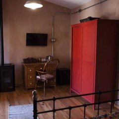 Отель Aparthotel Biosostenible JardÍn Del RÍo Cuervo Трагасете удобства в номере фото 2