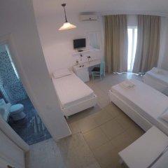Отель Saranda Албания, Саранда - отзывы, цены и фото номеров - забронировать отель Saranda онлайн комната для гостей фото 3