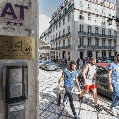 Отель Garret 48 Apartaments Лиссабон фото 2