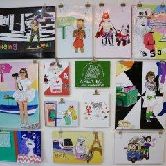 Отель Area 69 Don Muang Maison детские мероприятия