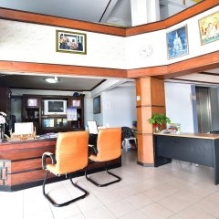 Отель Krabi Grand Hotel Таиланд, Краби - отзывы, цены и фото номеров - забронировать отель Krabi Grand Hotel онлайн интерьер отеля