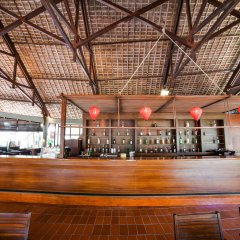 Отель Palm Garden Beach Resort And Spa Хойан гостиничный бар