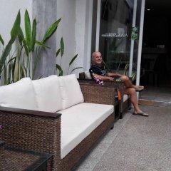 Nirvana Hotel спа