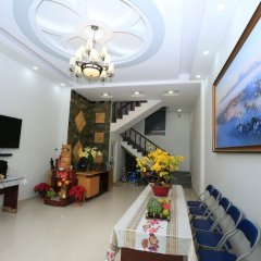 Hotel Thanh Co Loa Далат интерьер отеля