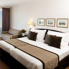 Отель Crowne Plaza Tel Aviv Beach комната для гостей