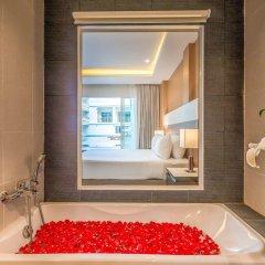 Отель Chanalai Hillside Resort, Karon Beach ванная фото 2
