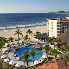 Отель Reflect Krystal Grand Los Cabos - Todo Incluido пляж фото 2