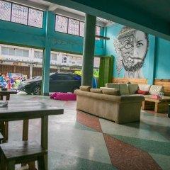 Отель Sleep BKK интерьер отеля фото 3