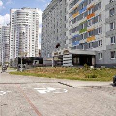 Гостиница Спорт-тайм Минск парковка