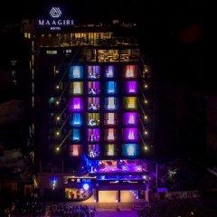 Maagiri Hotel Мале вид на фасад