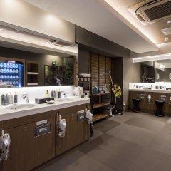 Отель Anshin Oyado Premier Shinbashi Shiodome питание фото 3