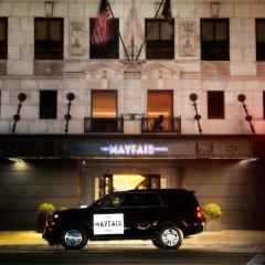 The Mayfair Hotel Los Angeles городской автобус