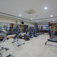Отель Trendy Aspendos Beach - All Inclusive Сиде фитнесс-зал