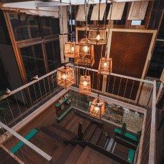 Nivas Siam Hostel Бангкок балкон