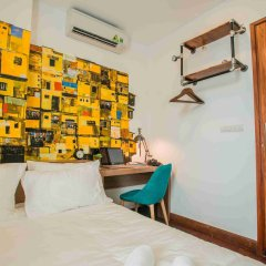 Отель Nexy Hostel Вьетнам, Ханой - отзывы, цены и фото номеров - забронировать отель Nexy Hostel онлайн комната для гостей фото 3