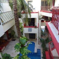 Отель Maya Turquesa Мексика, Плая-дель-Кармен - отзывы, цены и фото номеров - забронировать отель Maya Turquesa онлайн фото 5