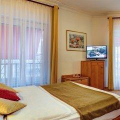 Отель Eden Hotel Швейцария, Женева - отзывы, цены и фото номеров - забронировать отель Eden Hotel онлайн комната для гостей фото 2