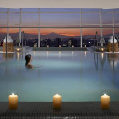 Отель St. Regis Мехико бассейн фото 3