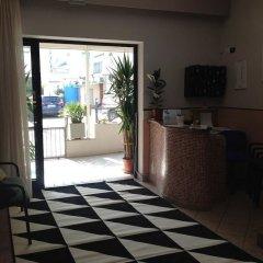 Hotel Laura Римини интерьер отеля