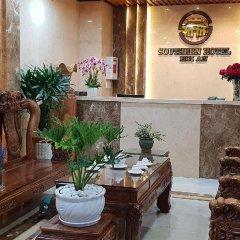 Отель Southern Hotel Hoi An Вьетнам, Хойан - отзывы, цены и фото номеров - забронировать отель Southern Hotel Hoi An онлайн интерьер отеля фото 2