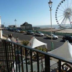 Amsterdam Hotel Brighton балкон