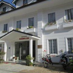 Отель Khanh Lam Villa Вьетнам, Далат - отзывы, цены и фото номеров - забронировать отель Khanh Lam Villa онлайн парковка