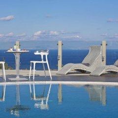 Отель Callia Retreat бассейн