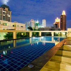Отель Privacy Suites Бангкок балкон