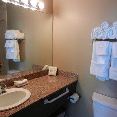 Отель Rosedale Condominiums Канада, Ванкувер - отзывы, цены и фото номеров - забронировать отель Rosedale Condominiums онлайн ванная