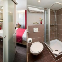 Отель Munich City Мюнхен ванная