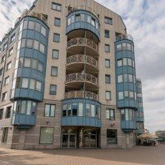 Отель P&O Apartments Plac Europy Польша, Варшава - отзывы, цены и фото номеров - забронировать отель P&O Apartments Plac Europy онлайн вид на фасад