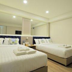 De Lavender Bangkok Hotel Бангкок комната для гостей фото 5