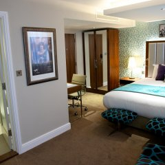 The Belgrave Hotel комната для гостей
