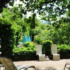 Отель Villa Tivoli Меран парковка