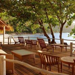 Отель Sugar Beach, A Viceroy Resort питание